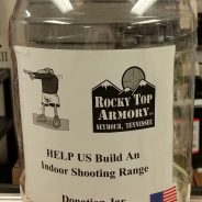 Help Us Build An Indoor Shooting Range