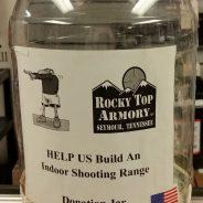 Help Us Build An Indoor Shooting Range